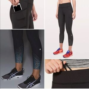 BRAND NEW LULULEMON TIGHTS . New with tag